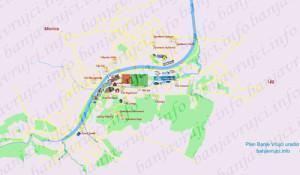 Banja Vrujci Smestaj Mapa